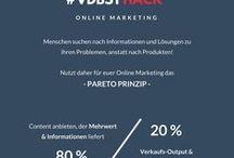 VideoBoost Online Marketing Hacks / Alle #vdbstHACKS an einem Ort gesammelt. Hier gibt's Tipps und Tricks für die Online-Marketing-Strategie, das Video Marketing, Social Media Marketing und mehr: http://www.videoboost.de/social-media-hacks