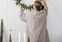 Seasons Greetings / Everything you need to get you ready for the festive season. From DIY wrapping, impressive table settings to cosy Christmas decor and more.