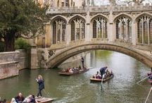 City Guide: Cambridge / We are nearly ready to open the doors to our exciting new showroom. Full of history, beautiful architecture and home to the world-famous Cambridge University, this academic city truly is an exciting place to explore.   We're always inspired whenever we visit this city so we thought we'd share a guide to our favourite places. What better way to get to know our new home.