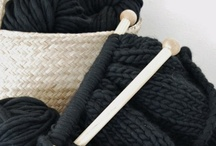 KNIT ONE PURL ONE / by diana rice