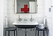 BATHROOMS / by diana rice