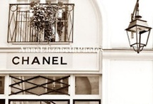 I LUV CHANEL / by diana rice