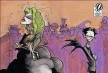 Scary Picture Books / Monster Picture Books for Kids: Halloween Reading Advisory