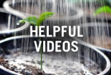 Hands-on Help from Us to You! / The Home Farmer team has filmed some user-friendly videos for our customers based on some of our most frequently asked questions. We hope that these make your life easier and garden happier!
