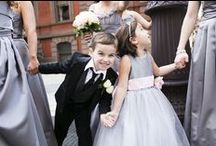 Ring Bearer & Flower Girl / For the little ones you love.