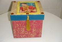 Indian craft box