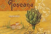 Toscana / Inspirações