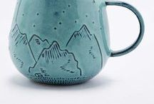 tip me over and pour me out / cup, saucer and pot envy