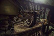 Urban Exploration & Haunted Houses / #abandoned places, photography, #urbanexploration, #haunted