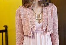 Crochet & Knitting / My Patterns / by Charmaine van der Berg