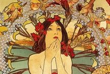 Mucha / Mucha, art nouveau and such