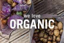 Go Organic!