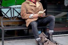 Men's Fashion / by Gareth Tedds