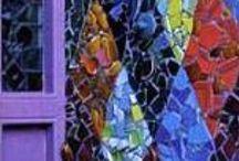 Mosaic: Homes, gardens, buildings