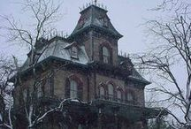 Haunted Dollhouses