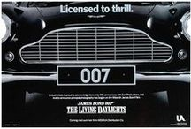 BOND. James Bond. / All things 007. From Dr No to modern era. / by MindOfGeekness