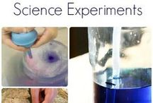 Science / Science ideas for the classroom