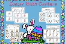 Easter / Easter printables and more for second grade