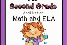English Language Arts / Language arts worksheets, resources, and freebies for first and second grade