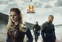 Vikings / Vikings, their lore, their history and the History Channel series  / by Pat Evetts