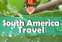 South and Central America Travel / Are you planning to travel around South and Central America? This board is all about backpacking and luxury travel around the continent! Enjoy!