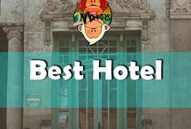Best Hotel / Get inspired to see the world's Best Hotel. This board is created to collect luxury hotels and resorts.