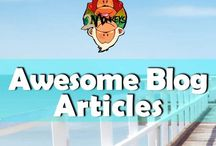 Awesome Blog Articles / Collection of Articles from Awesome Bloggers!