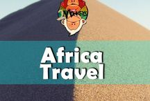 Africa Travel / A continent that offers some of the most amazing travel experiences in the world. Diversified | Enchanting Cultures | Incredible Animals | Spectacular Scenery