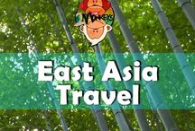 East Asia Travel / China |Hongkong |Macau |Japan |Mongolia | N & S Korea |Taiwan. A mysterious land inhabited by a race of inscrutable tea-sipping Orientals. Best of the East!