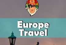 Europe Travel / The smallest continent where everything is fabulous! Atmosphere | City | Villages | Nightlife  | People | Food | History | Culture | Architecture