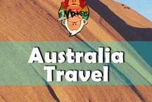 Australia Travel / It turns out to be that heaven might be found land down under. One of the most interesting continents around the world. Australia, one-of-a-kind destination!