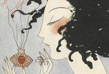 Beauté / Citations inspirantes, looks, idées maquillage, surtout soin de la peau et maquillage des yeux