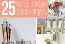 Recycle, Reuse, Reduce / Idées récup diverses : vêtements, déco, meubles ... Idées écolo, idées pour générer moins de déchets, idées de réparation, de bricolage ...