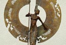 Inspirations dorées / Carnaval de Venise, Brancusi, tableaux de Klimt, icônes byzantines, musées ...