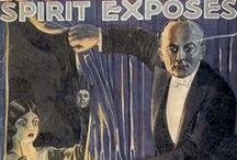 Houdini & Spiritualism / Harry Houdini & The Spiritualist Movement