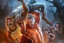 Lucha Libre & Mexican Vampires / Lucha Libre & Mexican Vampires: Nostradamus, Abel Salazar, German Robles, Santo