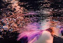 My underwater photography copyright Christopher Moore / Underwater portraits