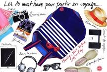 Bag on Bag : Illustrations