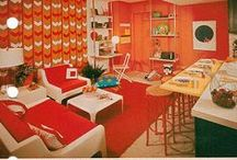 Retrofeel / Sharing my fasination of 60's and 70's colourfull design :-)