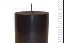 "Pillar Candles 3.5""x3"""