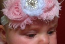 Bubba girl / Sweet little things for my sweet little lady