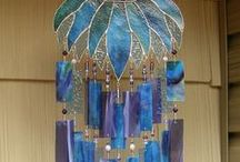 Wonderful Wind Chimes / I look forward to windy days just so I can hear my chimes.