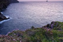 Cornwall -  setting for Gone / The beautiful setting for my new novel Gone
