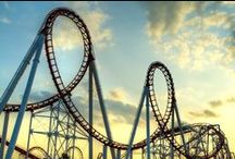 GO to Theme Parks / Unleash adventure and take a trip to one of America's great theme parks.