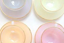 Keramik og kopper