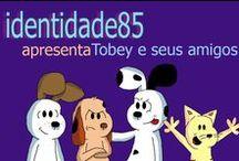Tobey e seus amigos