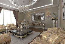Villa / 3d design