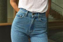 high waist jeans / levis high waist ❤️