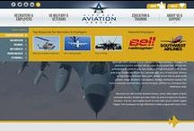 Aviation Heroes / A Redesign project for Aviation Heroes Website