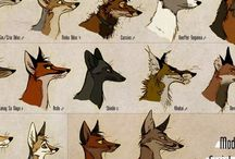 Animals - Dogs / Wolves / Foxes